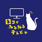 ネコがみるみるテレビ