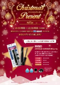 ローズリップスからクリスマスプレゼントのお知らせ☆